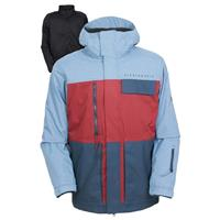 Wine Colorblock 686 Smarty Form Jacket Mens