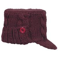 Wine FU R Addison Beanie Womens