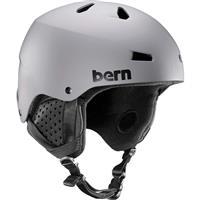 Matte Grey Bern Macon EPS MIPS Helmet