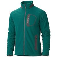 Wintergreen / Dark Granite Marmot Alpinist Tech Jacket Mens