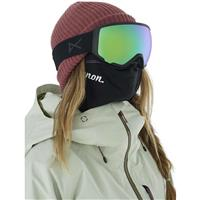 Anon WM1 MFI Goggles - Women's - Smoke Frame with Sonar Green & Sonar Infrared Lenses (191761-098)