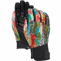 Water clear Feather Burton Park Glove Womens