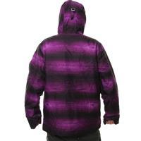 Wood Purple Orage Baldwin Jacket Mens