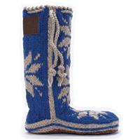 Sapphire Woolrich Chalet Sock Womens