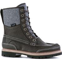 Java Leather Woolrich Squatch Mens