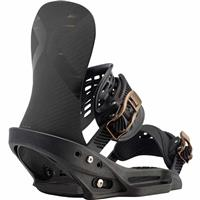 Black Mag Burton X Base EST Snowboard Bindings Mens
