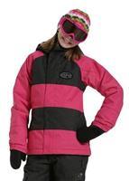 Denim Twill Black Pop Bonfire Posie Jacket Girls