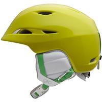 Yellow Colorblock Giro Lure Helmet Womens