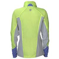 Yellow/Silver Marmot Dash Hybrid Jacket Womens
