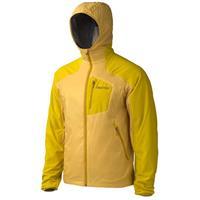Yellow Vapor Marmot Isotherm Hoody Mens