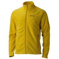 Yellow Vapor Marmot Rocklin Jacket Mens
