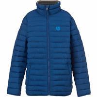 Boro / Glacier stripe Burton Flex Puffy Jacket Youth