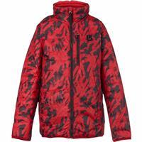 Process red / Process Red Hashtag Burton Flex Puffy Jacket Youth