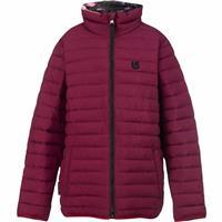 Sangria / Highland Flower Burton Flex Puffy Jacket Youth
