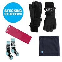 Boys Sock Neck up Glove and Sled Bundle!