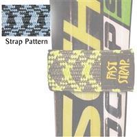 Zebra Fast Strap Race Ski Strap