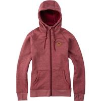 Zinfandel Heather Burton Distill Hoodie Womens