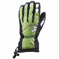 Zombie Seirus Jr Rascal Gloves Youth