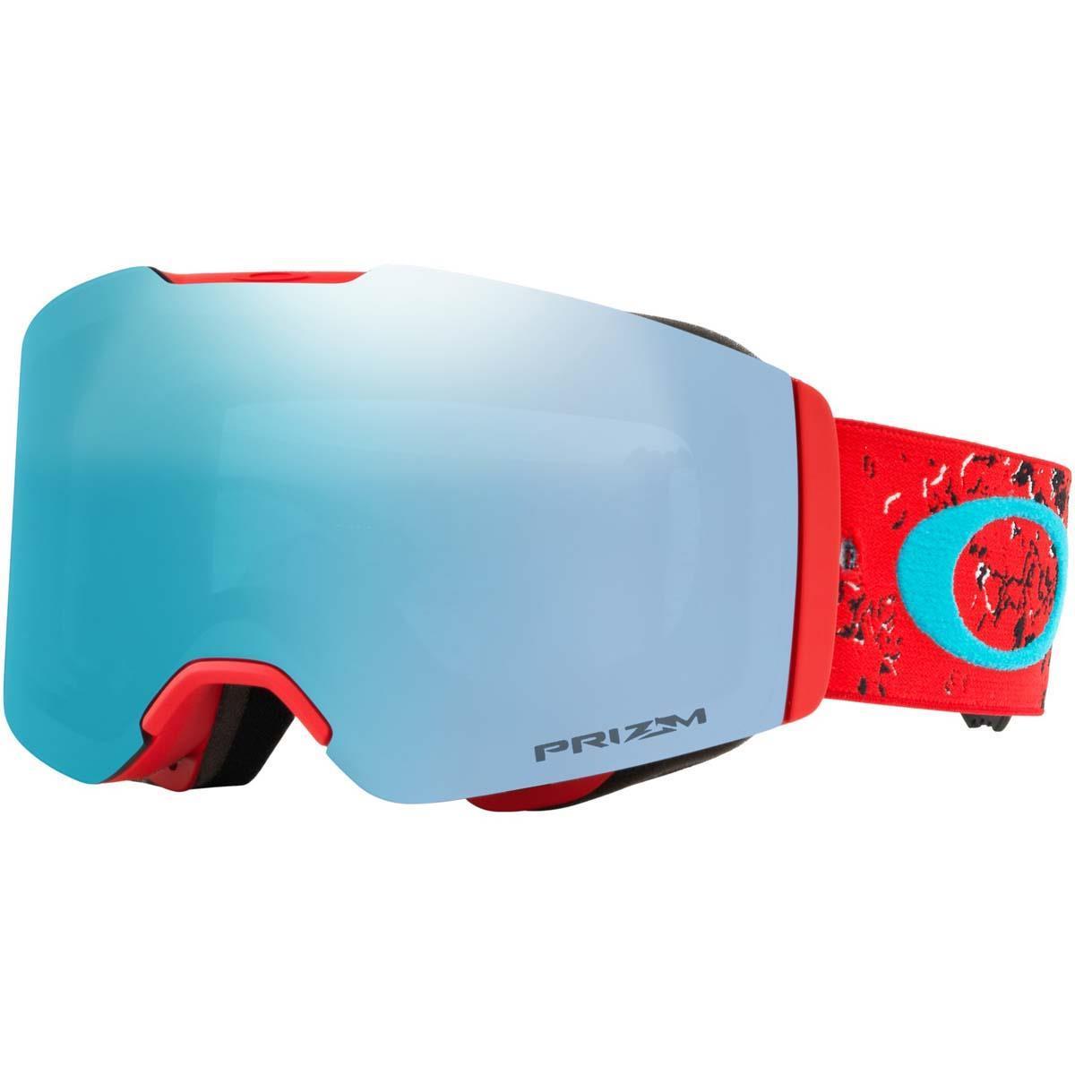 Oakley Prizm Fall Line Ski Snowboard Goggles Buckmans Com