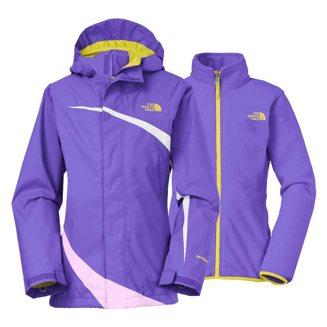 ... hyvent girl 7279f 2d208 order the north face mountain view triclimate jacket  girls 66142 9f0fa ... 9089aa07f