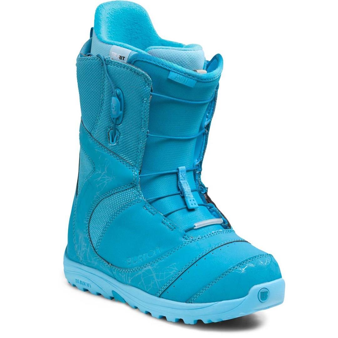 Black-Mint 10 Burton Womens Mint Snowboard Boots 2015