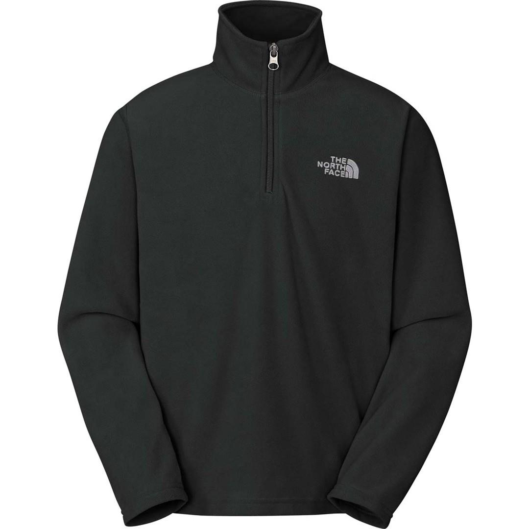 451c28315 The North Face Glacier 1/4 Zip Fleece - Boy's | Buckmans.com