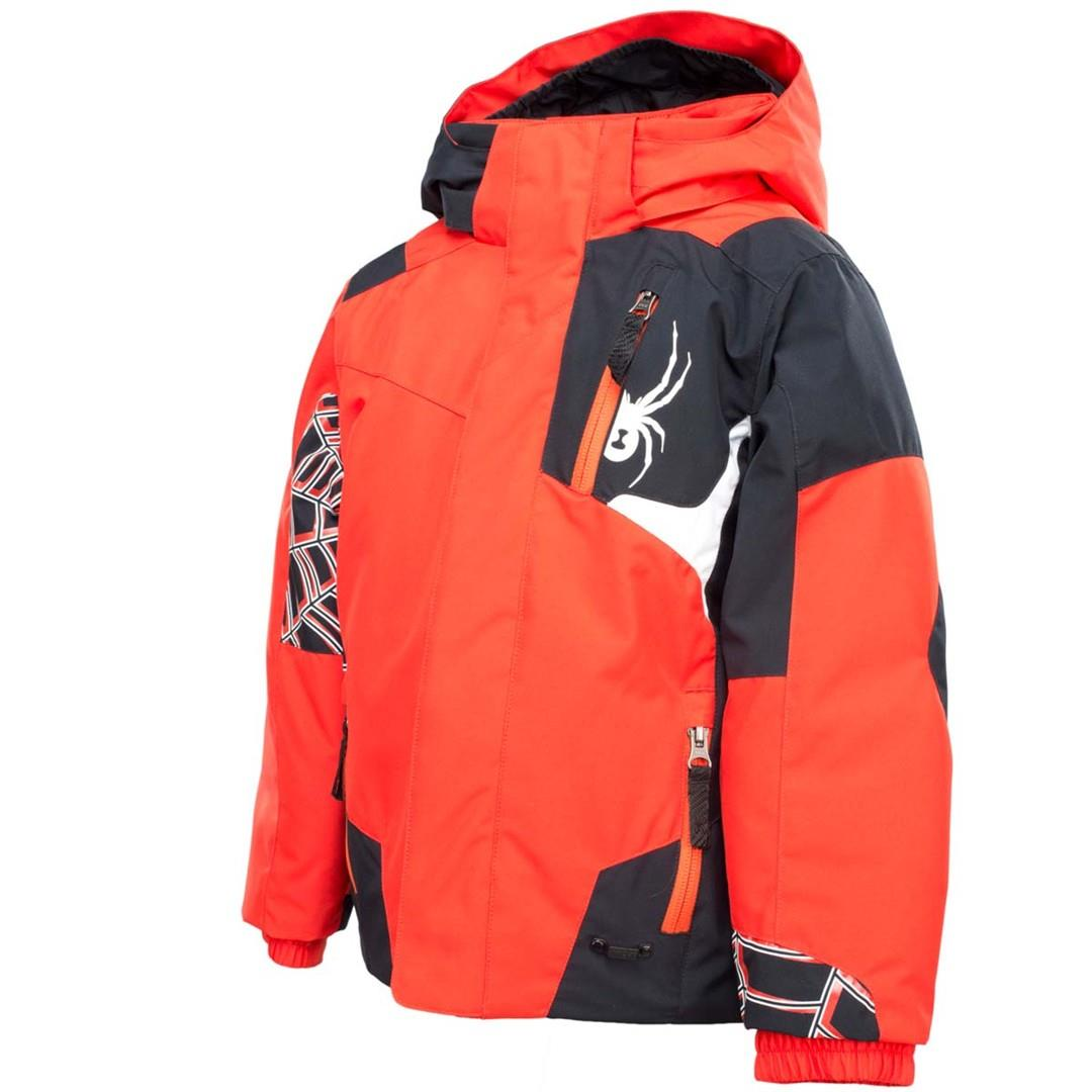 Spyder Mini Challenger Jacket Boy S Buckmans Com
