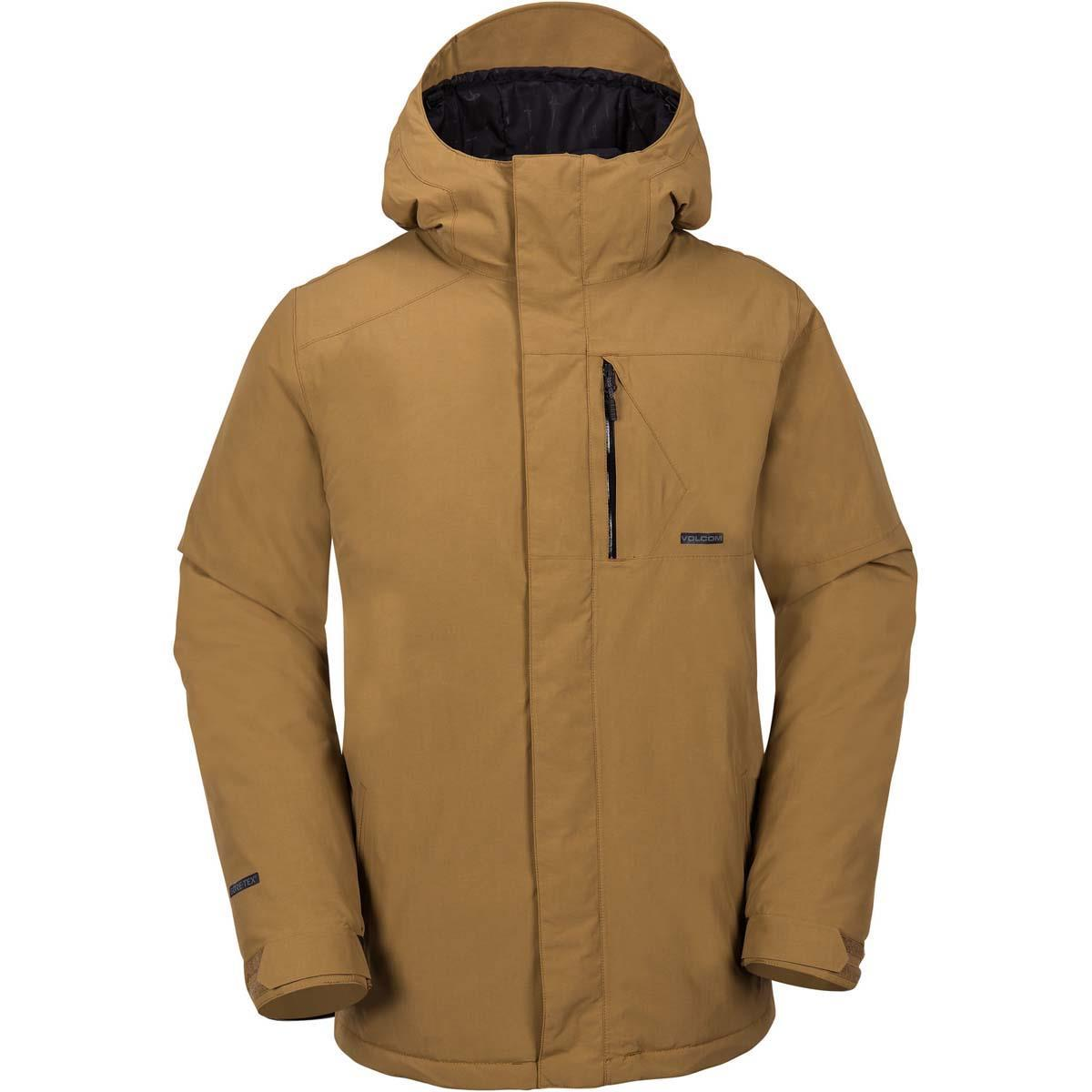 Volcom L Insulated Gore Tex Jacket Men S Buckmans Com