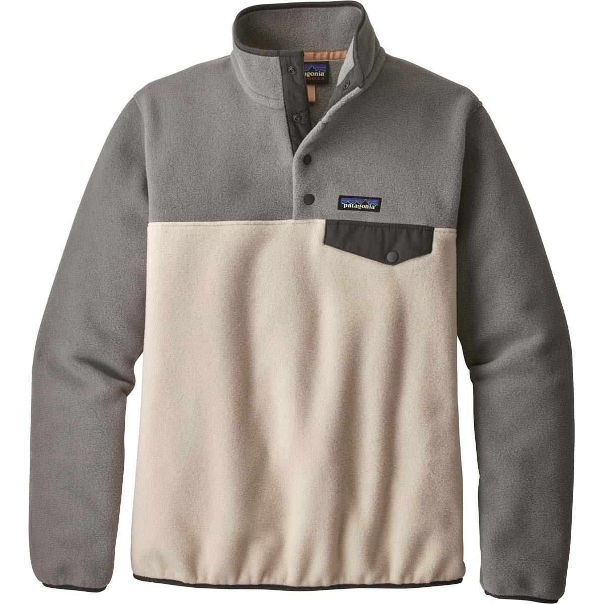 Patagonia Lightweight Synchilla Snap T Pullover Women's