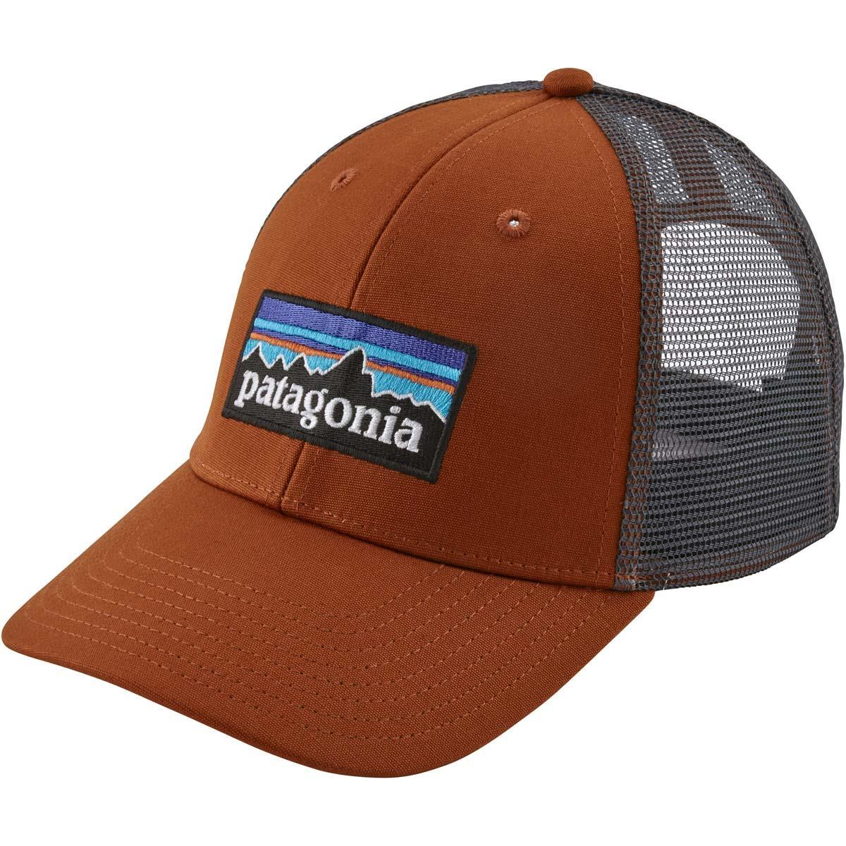 fea2beb72af Patagonia P 6 Logo Lopro Trucker Hat Mens. Loading zoom
