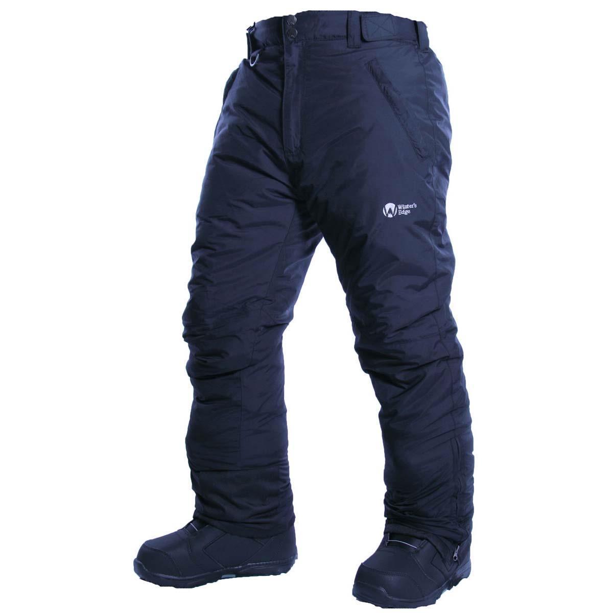winter 39 s edge avalanche snow pants men 39 s. Black Bedroom Furniture Sets. Home Design Ideas