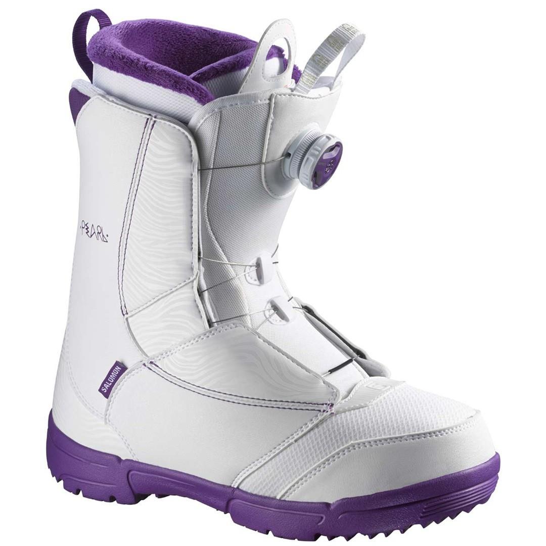 Salomon Pearl Boa Snowboard Boots Women's