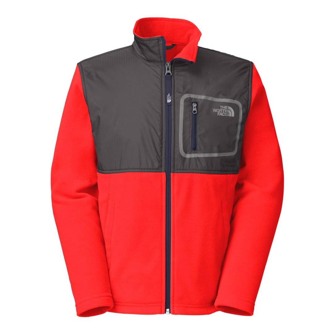 d5b18d081 The North Face Peril Glacier Track Jacket - Boy's