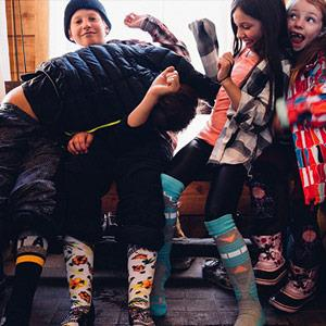 Stance Kids Snow Socks