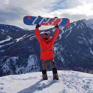 Scotty Lago Snowboards