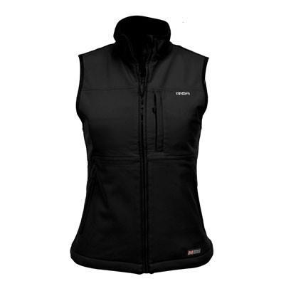 Ansai Heated Softshell Vest - Women's