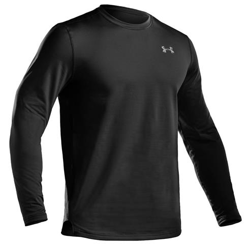 Under Armour Evo Coldgear Fitted Crew Top - Men's