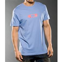 Oakley Square O 2.11 Tee - Men's - Blue Violet