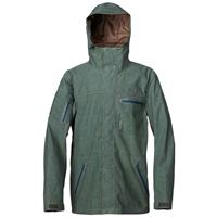 Quiksilver Dreaming Jacket - Men's - Climbing Ivy