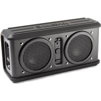 Skullcandy Air Raid Blue Tooth Portable Speakers - Black