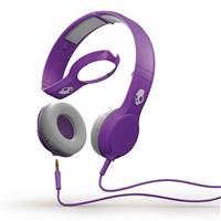 Skullcandy Cassette Headphones - Athletic Purple