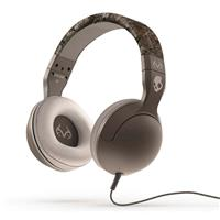 Skullcandy Hesh 2 Headphones with Mic - Realtree / Dark Tan / Tan