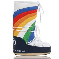 Tecnica Rainbow Moon Boots  - Blue/White