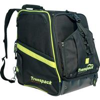 Transpack Heated Boot Pro Backpack - Black/Yellow Electric