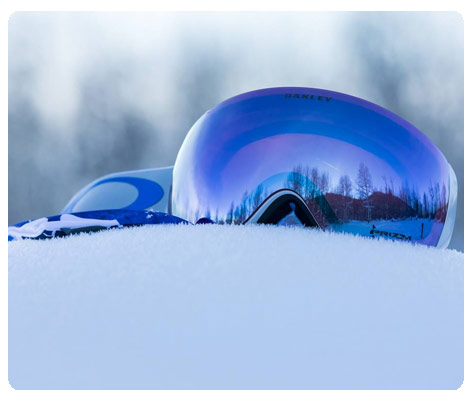 Oakley Snow Goggles and Winter Outerwear