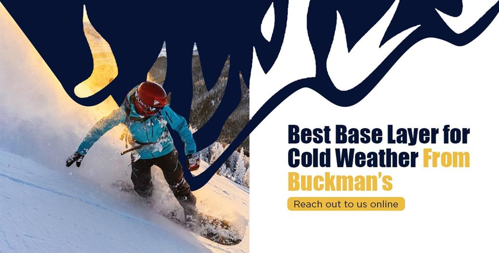 buckmans base layers